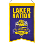Los Angeles Lakers Nation Banner