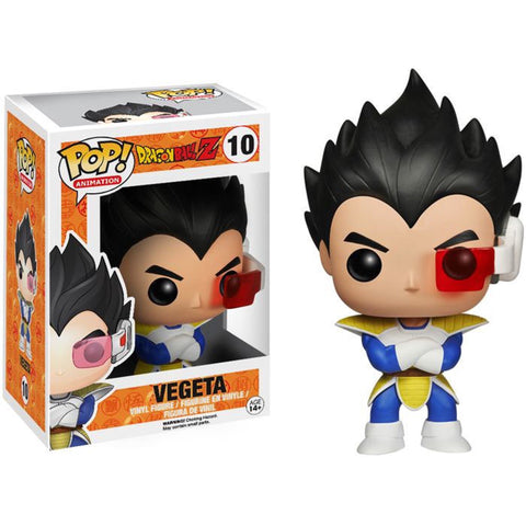 Animation: Vegeta POP