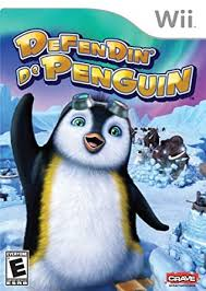 Wii- Defendin' D' Penguin