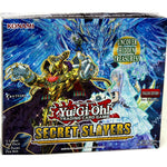 Yugioh Secret Slayers Booster Packs ( 6 Booster Packs)