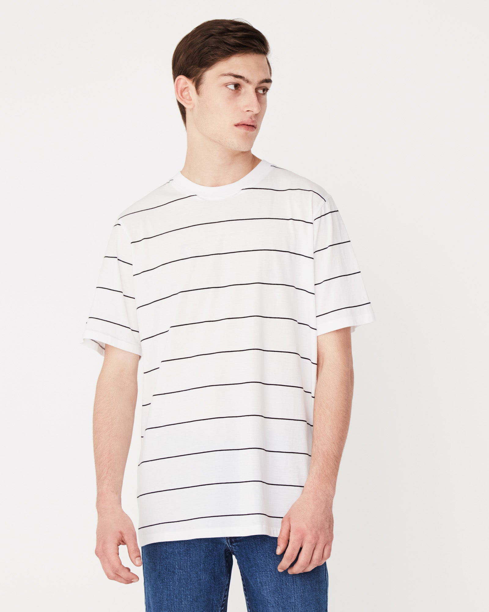 Andre Tee Distance Stripe