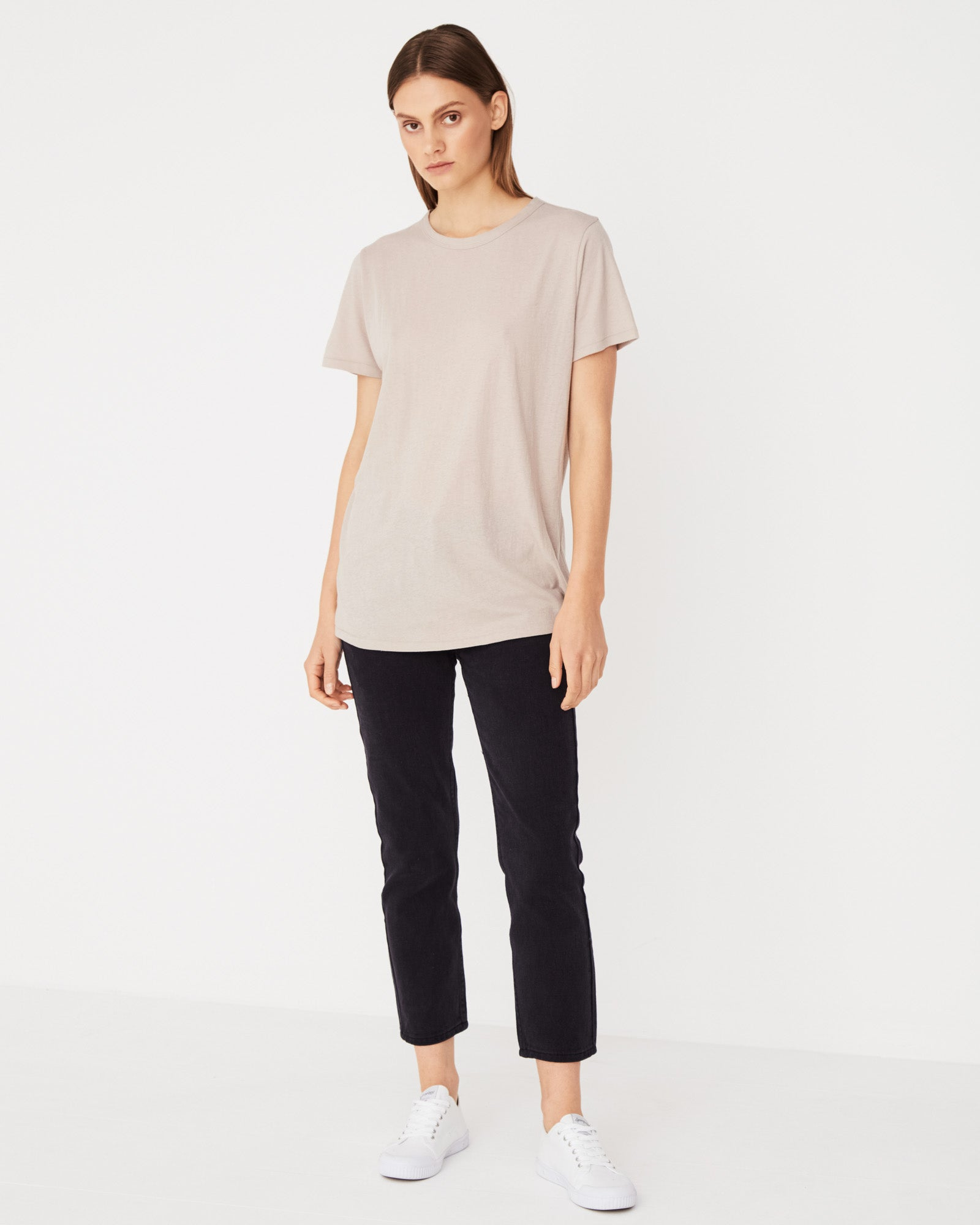 Everyday Tee Taupe