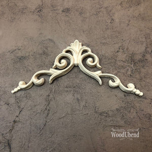 WoodUbend -Pediment #1232