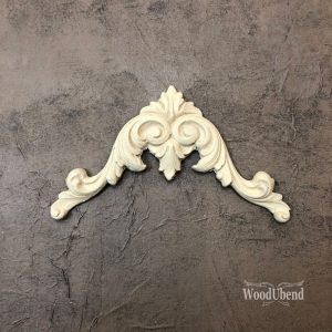 WoodUbend - Pediment #1722
