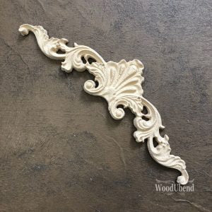 WoodUbend - Pediment #2088