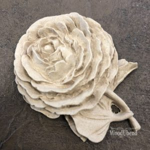 WoodUbend -  Carnation Flower #2122