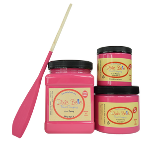 Dixie Belle Chalk Mineral Paint - Peony