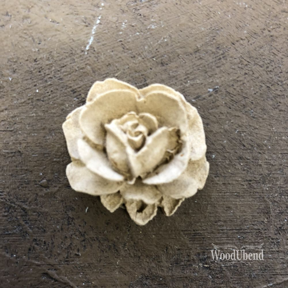 WoodUbend - Small Rose  #342