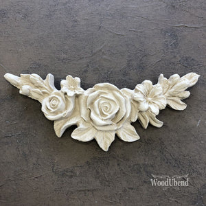 Load image into Gallery viewer, WoodUbend - Flower Garland #349