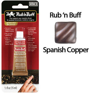 Rub 'N Buff - Spanish Copper