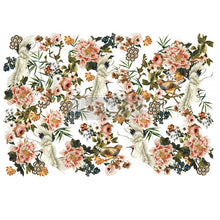 Load image into Gallery viewer, Redesign with Prima rub on transfers - Elegance & Flowers