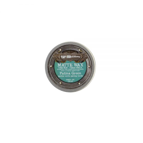 Redesign with Prima Waxes - Matt Patina Green   20ml