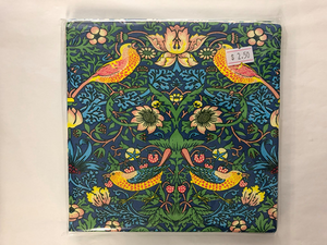 Load image into Gallery viewer, Paper Napkins - William Morris Bird on Blue NPK023f 20pk