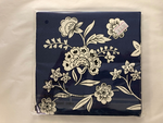 Paper Napkins - Blue and white floral NPK031 No.2 20pk