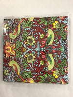 Paper Napkins - William Morris Bird on Red NPK023c 20pk