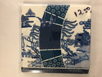 Paper Napkins - Blue and White Willow Pattern NPK037 20pk