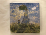 Paper Napkins - Monet Woman with parasol NPK043b 20pk