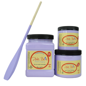 Dixie Belle Chalk Mineral Paint - Lucky Lavender