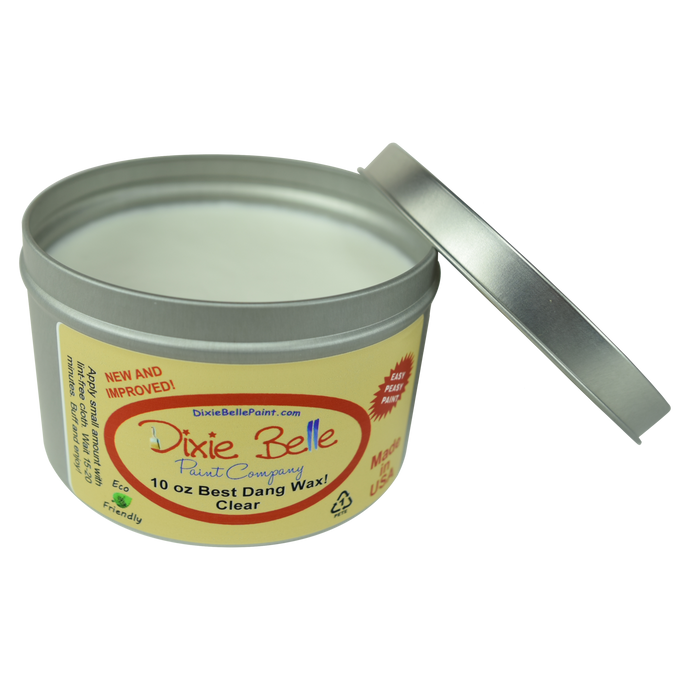 Dixie Belle Waxes - Best Dang Wax Clear 10oz (283gm)