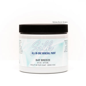 Silk All-in-One Mineral Paint - Bay Breeze