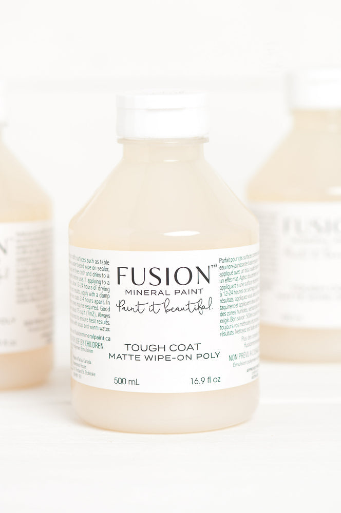 Load image into Gallery viewer, Fusion Clear Tough Top Coat - Matt 500ml