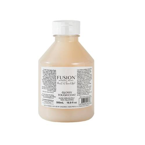 Fusion Clear Topcoat - Gloss 500ml