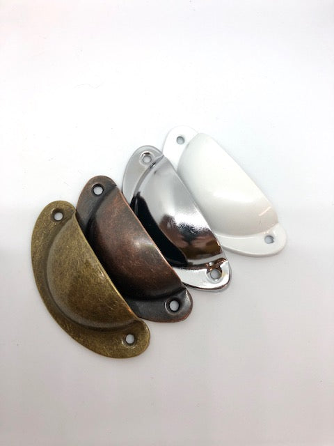 Pulls & Handles - Cup pulls - Various colours