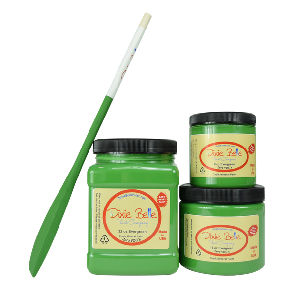 Dixie Belle Chalk Mineral Paint - Evergreen