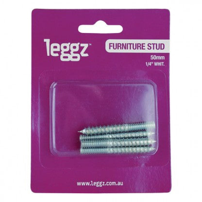 Load image into Gallery viewer, Leggz - Feet Screws/Studs 50mm LZ00545