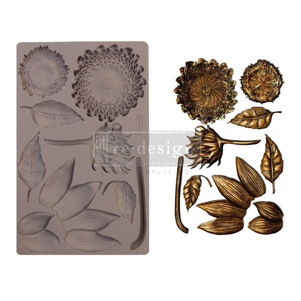 Redesign with Prima Moulds - Forest Treasures