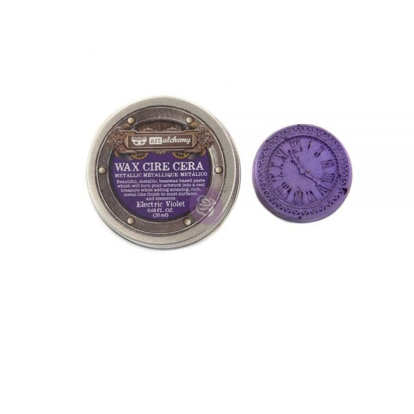 Redesign with Prima Waxes - Metallic ELECTRIC VIOLET 20ml