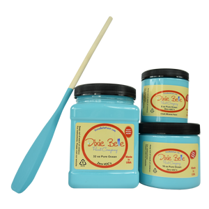 Dixie Belle Chalk Mineral Paint - Pure Ocean