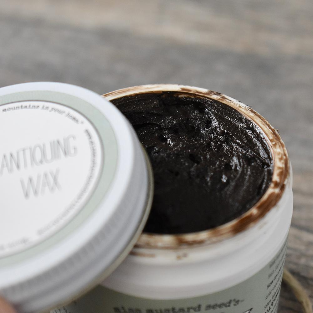 Fusion Furniture Waxes - Antiquing Wax (mmsmp) - 2 sizes available