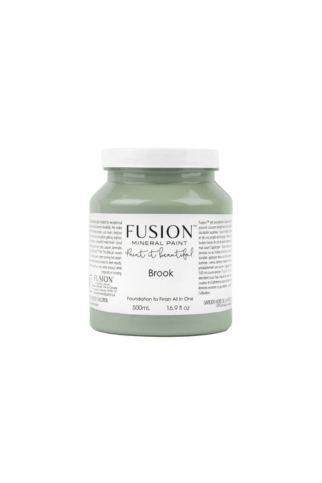 Fusion Mineral Paint - Brook   $40.00