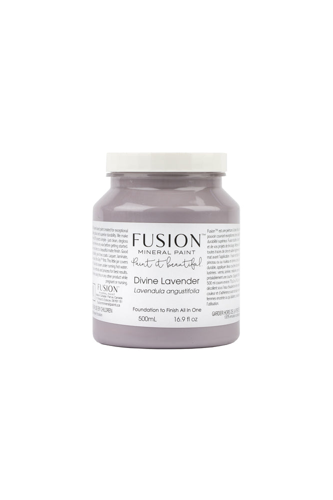 Load image into Gallery viewer, Fusion Mineral Paint - Divine Lavender   $40.00