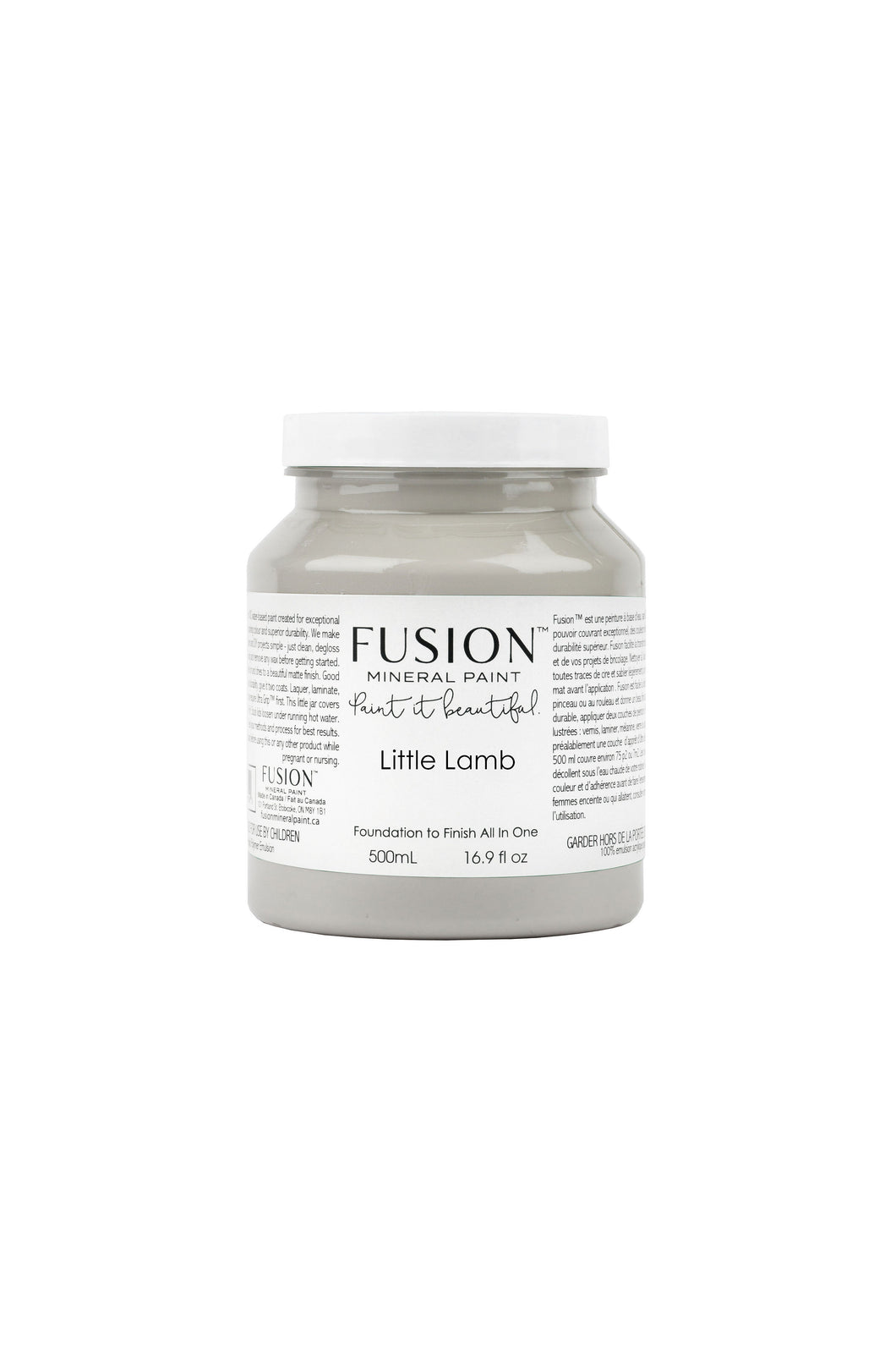 Fusion Mineral Paint - Little Lamb $40.00