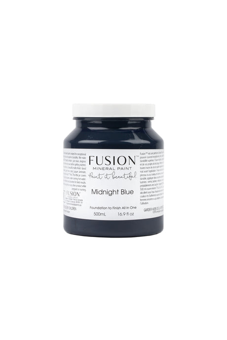 Fusion Mineral Paint - Midnight Blue $40.00