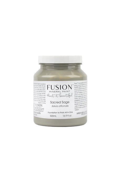 Fusion Mineral Paint - Sacred Sage   $40.00