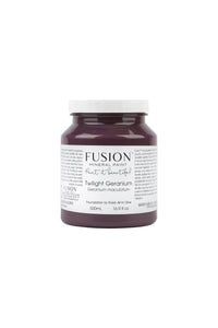 Fusion Mineral Paint - Twilight Geranium   $40.00