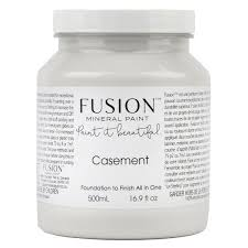 Casement, Fusion mineral paint, chalk paint, white paint, paint it cream.com
