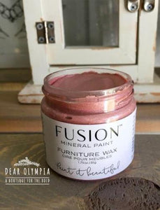 Fusion Furniture Wax - Rose Gold