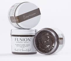 Fusion Furniture Wax - Espresso