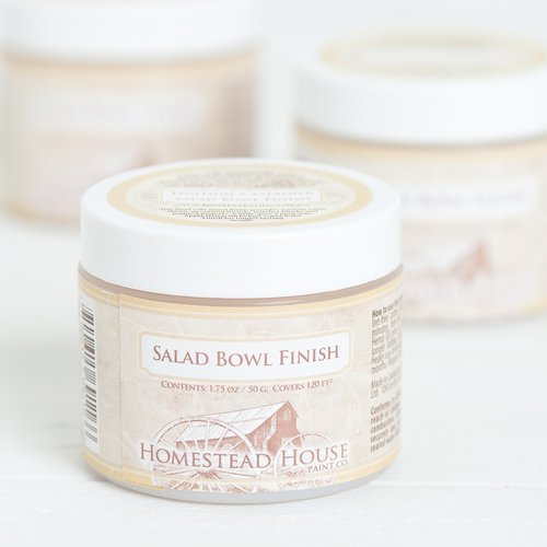 Fusion Furniture Wax - Salad Bowel Finish 50g