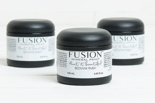 Fusion Furniture Wax - Beeswax/Hemp Finish