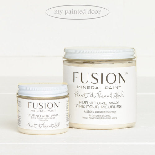 Fusion Furniture Wax - Clear