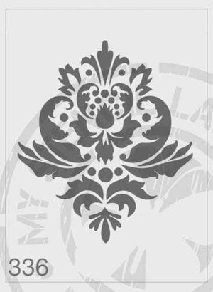 Load image into Gallery viewer, Stencils - Damask #336