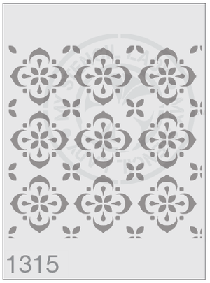 Load image into Gallery viewer, Stencils - Repeatable Pattern #1315