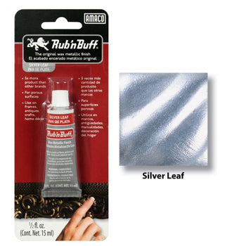 Rub 'N Buff - Silver Leaf