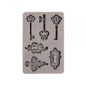 Redesign with Prima Moulds - Keys