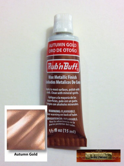 Rub 'N Buff - Copper/Autumn Gold
